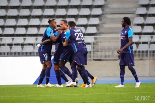 Pronostic Niort Paris FC:  Analyse, cotes et prono du match de Ligue 2