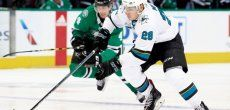 Hockey - NHL: Timo Meier maintient une cadence infernale