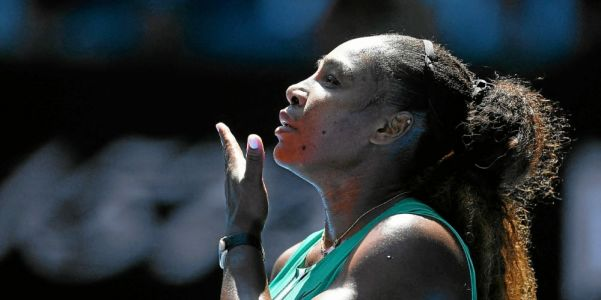 Open d'Australie. Serena Williams battue en quarts