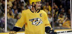 Hockey - NHL: Un premier but pour Roman Josi