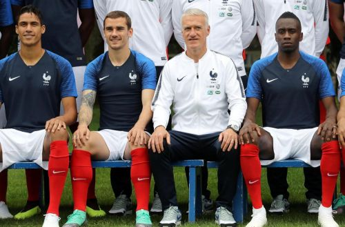Coupe du monde:  Matuidi, le maillon fort de Deschamps