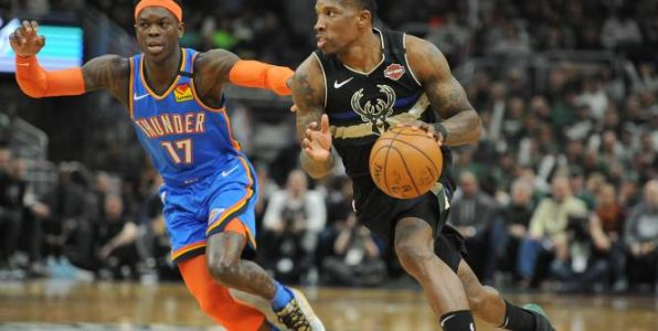 Basket - NBA - NBA:  Milwaukee corrige Oklahoma City, Toronto s'incline face à Charlotte
