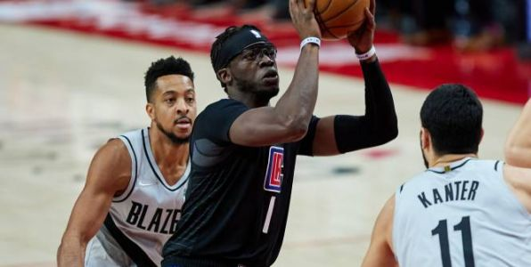 Basket - NBA - Les Los Angeles Clippers battent de justesse Portland