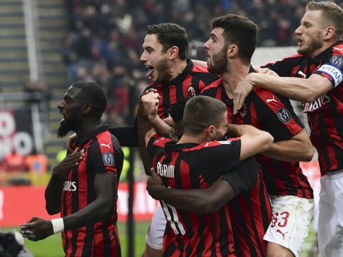 L'AC Milan sanctionné par le fair-play financier