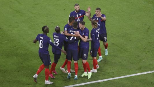 Euro 2020:  audience record pour Allemagne - France