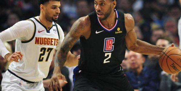Basket - NBA - NBA:  les Los Angeles Clippers nets vainqueurs des Denver Nuggets