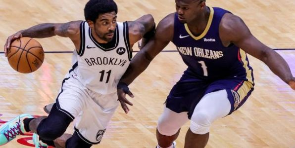 Basket - NBA - Les Brooklyn Nets et les New York Knicks s'imposent, face à New Orleans et Charlotte