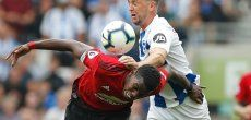 Football - Angleterre: Man United se casse les dents à Brighton