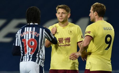 Angleterre : West Bromwich Albion et Burnley se neutralisent