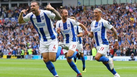 Premier League:  Brighton refroidit Manchester United