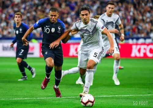 Audience TV:  France-Allemagne attire les foules