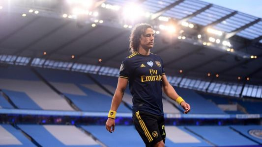 Arsenal confirme le départ de David Luiz