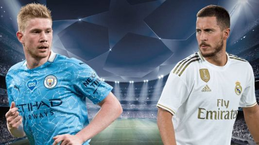 Manchester City-Real Madrid:  les compositions officielles