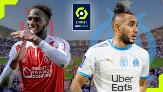 Reims - OM:  les compositions officielles