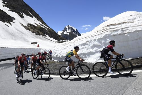 Cyclisme - Bernal se montre avant le Tour de France