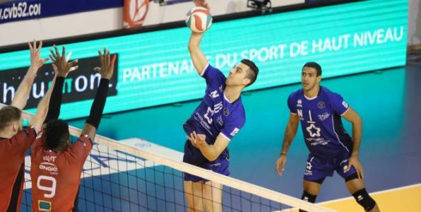 Volley - CEV - Coupe d'Europe:  Montpellier s'impose à Zagreb