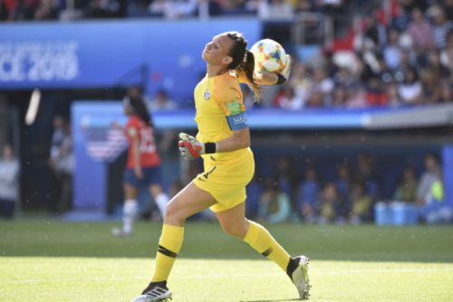 "Coupe du Monde - Christiane ENDLER :  ""Cette performance m'a permis d'attirer certains regards"""