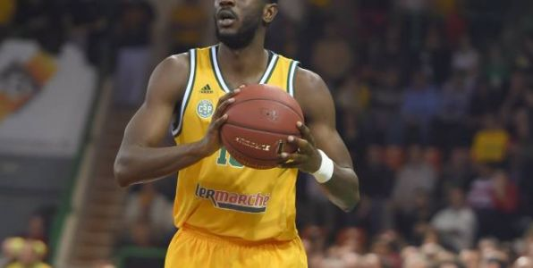 Basket - Transferts - Transferts:  Levallois engage Nobel Boungou colo comme pigiste médical