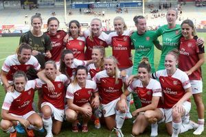 Colomiers. Toulouse International Ladies Cup:  Arsenal résiste au PSG