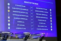 Ligue des champions: Paris SG contre Manchester United, Lyon face au FC Barcelone