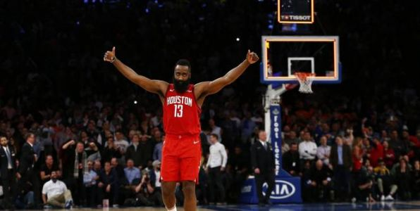 Basket - NBA - NBA:  James Harden bat le record de la saison en montant à 61 points