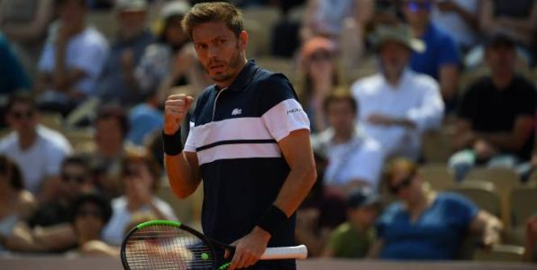 Tennis - ATP - Queen's - Queen's:  Nicolas Mahut passe le premier tour des qualifications