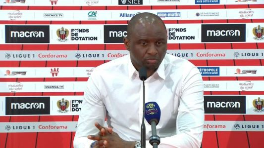 Football - Ligue 1 - Vieira:  «Beaucoup de frustration»