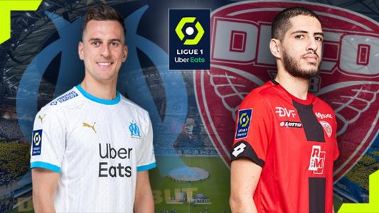 Ligue 1:  Marseille-Dijon en direct