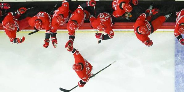 Hockey - WTF - WTF:  les célébrations originales des Carolina Hurricanes