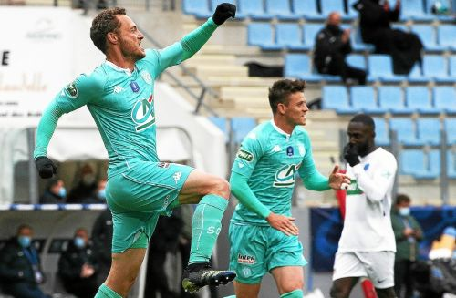 Coupe de France : Angers dompte Sedan, Montpellier s'en sort