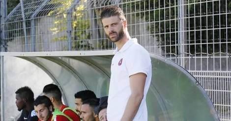 Football - National 2 : Grégory Poirier nouvel entraîneur du FC Martigues