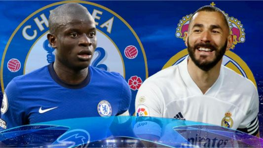 Chelsea-Real Madrid:  les compos probables