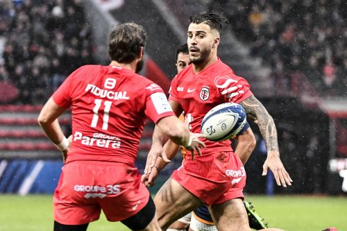 Rugby - Top 14 - Top 14:  Toulouse-Lou en direct